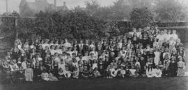 Crofton House staff and students : 1908-1909