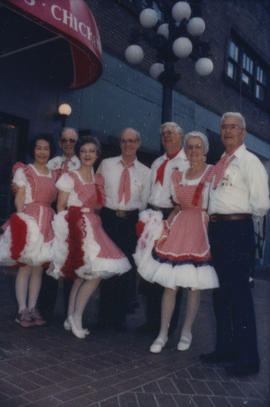 Dance group