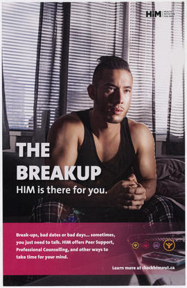 The breakup : HIM is there for you