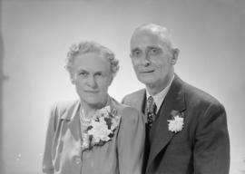 Mr. and Mrs. E. Ironside, 3528 Point Grey Rd.