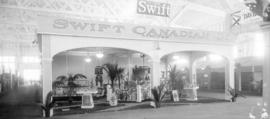 [Exhibition display of Swift Canadian Co. Ltd.