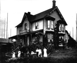 Second McCleery farm house, 2650 West 50th Avenue