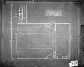 Palace Theatre, Grandview [ground floor plan of 637 Commercial Street]