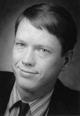 Portrait of Sam Sullivan