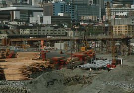Cambie Bridge Construction [31 of 76]