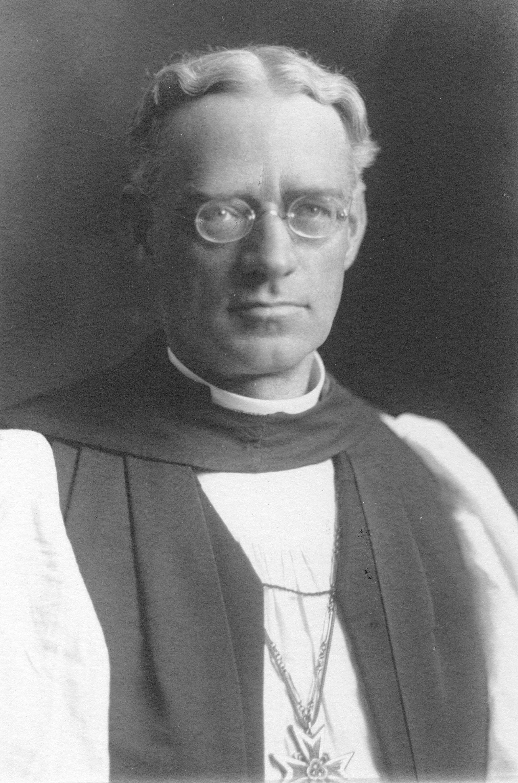 Reverend John Charles Roper] City of Vancouver Archives