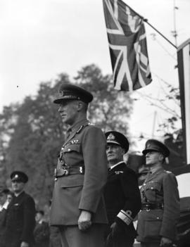 General Pearkes [at a] Victory Bond parade