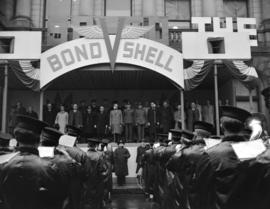 National War Finance - Bond Shell