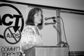 Dr. Katherine Hankins : NAC/AIDS (National AIDS Committee)