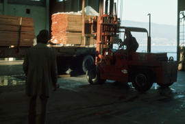 Dec. 17 - Lumber arriving Hangar #6 - 2nds [12 of 19]