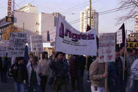 AIDS demonstration