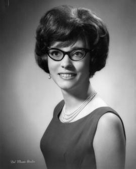 Ann Pattison, Miss Abbotsford '67 : [portrait]