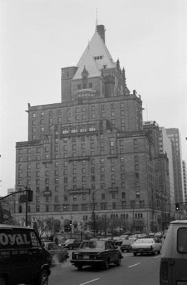 Hotel Vancouver (900 West Georgia Street)