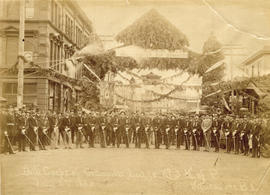 Drill Corps of Granville Lodge No. 3, Knights of Pythias