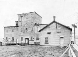 [Columbia Brewery - Corner of Powell Street at Wall and Victoria Drive]