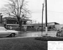 Shopping centre, Duncan B.C. : facing n.e., no. 4