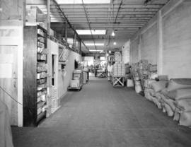 Pine Tree Nut Company [interior at] 956 Richards Street
