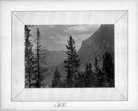 [View of mountains in] B.C.