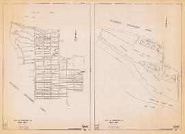 City of Vancouver, B.C. area map : western boundary with University Endowment Lands to Camosun St...