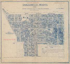 Second section : Shaughnessy Heights