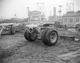 [Wheel units for a Hayes truck]