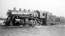 Canadian National Railway Engine No. 2410
