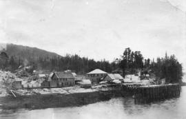 [View of Prince Rupert from the water]