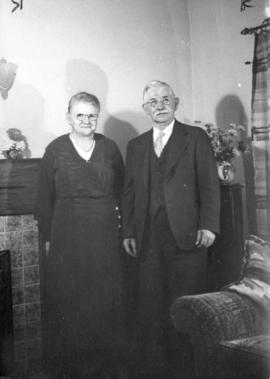 [Mr. and Mrs. Arthur Hortin]