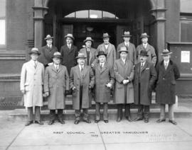 [Group photograph] First Council - Greater Vancouver