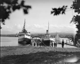 B.C. Sugar Refinery Picnic at Newcastle Island
