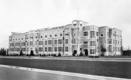 [Exterior of the Science Building at U.B.C.]