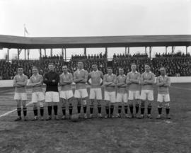 B.C. Soccer team, N. Seats - 1921