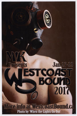MVK presents Westcoast Bound 2017 : Jan. 27-29