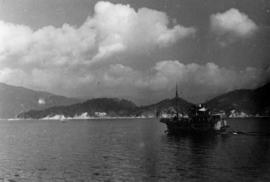 Canadian Liaison Mission to Japan, Japanese ferry boat on the Inland Sea