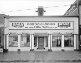 Sheet Metal Work - Gordon and Sons [at 1338 Kingsway]