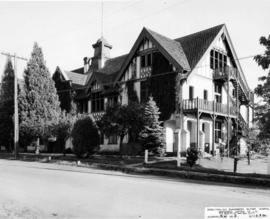 Demolition - Old Shaughnessy Military Hospital [800 block 28th Ave W]