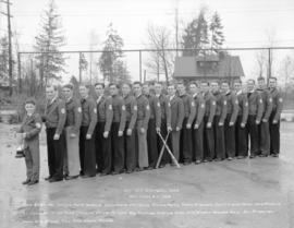Harry's Softball team Vancouver, B.C. 1934
