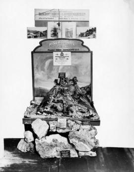 Bancroft Mining and Investments display of ores