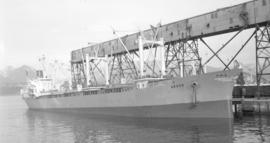 M.S. Argos [at dock]