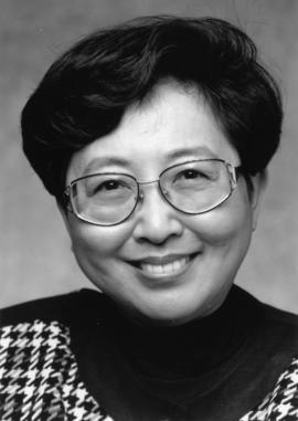 Portrait of Maggie Ip