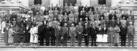 Twentieth Annual Canadian Chemical Convention, Vancouver, B.C., June 16-19, 1937 [group photograph]