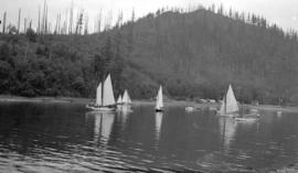 [Boats at Snug Cove, Bowen Island]