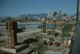 Cambie Bridge Construction [27 of 76]
