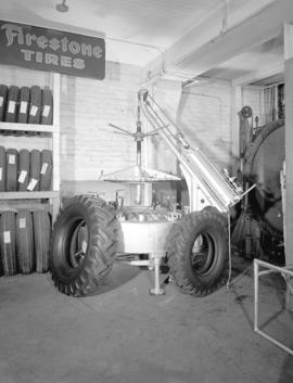 Boultbee Tire Company tire mould