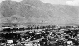 General view, Kamloops, B.C.