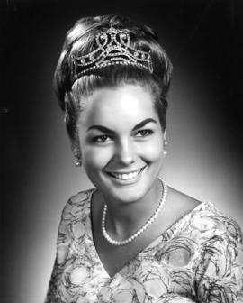 Dolina McNiven, Miss Burnaby '66 : [portrait]
