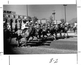 Horse Racing at Exhibition Park Race Track
