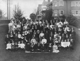 Crofton House staff and students : 1912-1913