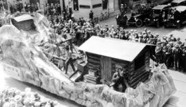 The First of July Parade : Yukon Pioneers