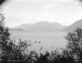 On Harrison Lake H.H.S.